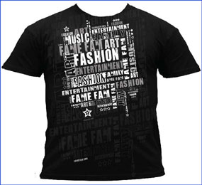 Fame Fam Graphic T-Shirt